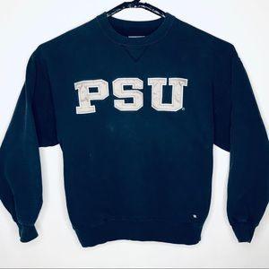 Penn State Russell Athletic Pro Cotton Sweatshirt